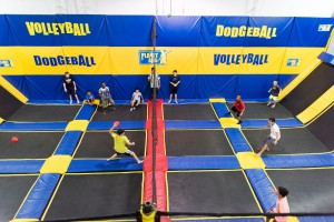 Dodge Ball Planet air Sports