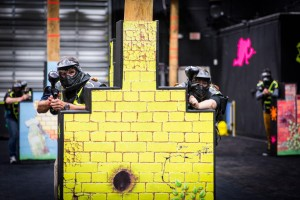 Paintless Paintball Planet air Sports