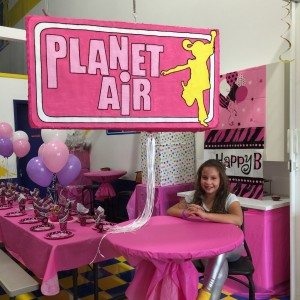 Birthday parties Planet air Sports