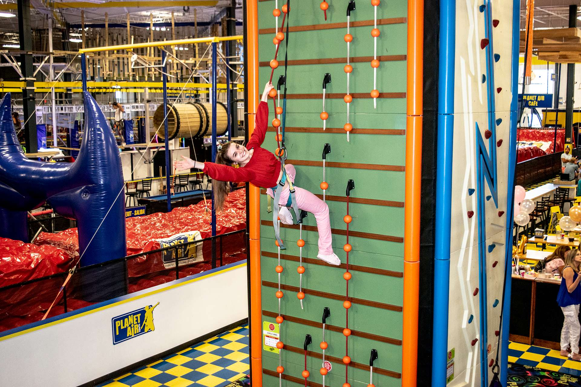 Fun indoor attractions Doral for the family I Planet Air Sports