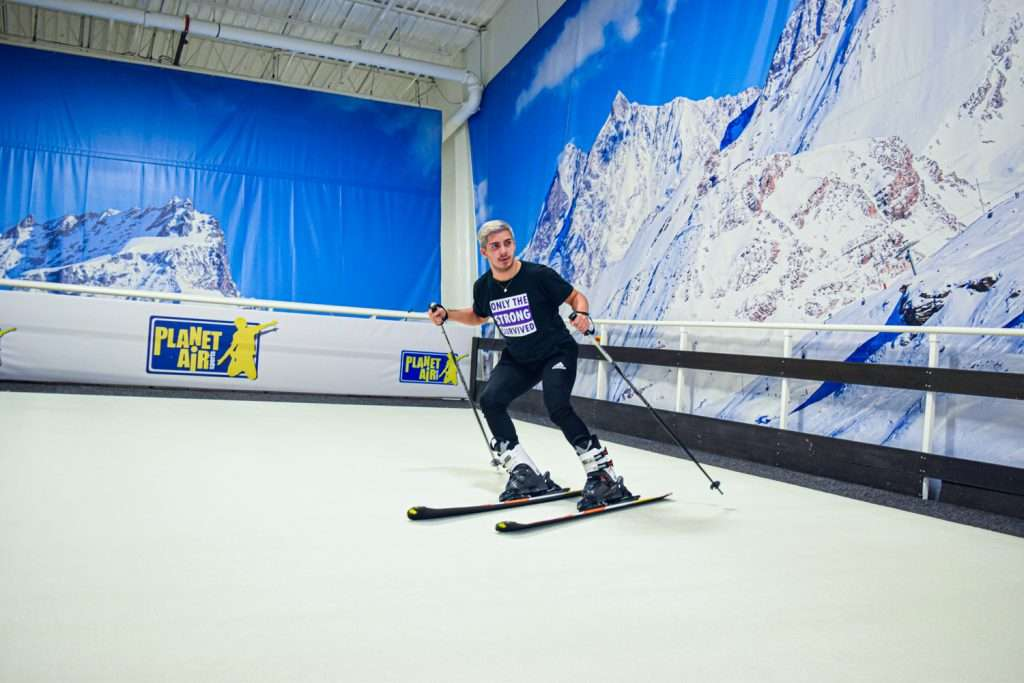 Indoor Skiing Makes Ski Season Year Round