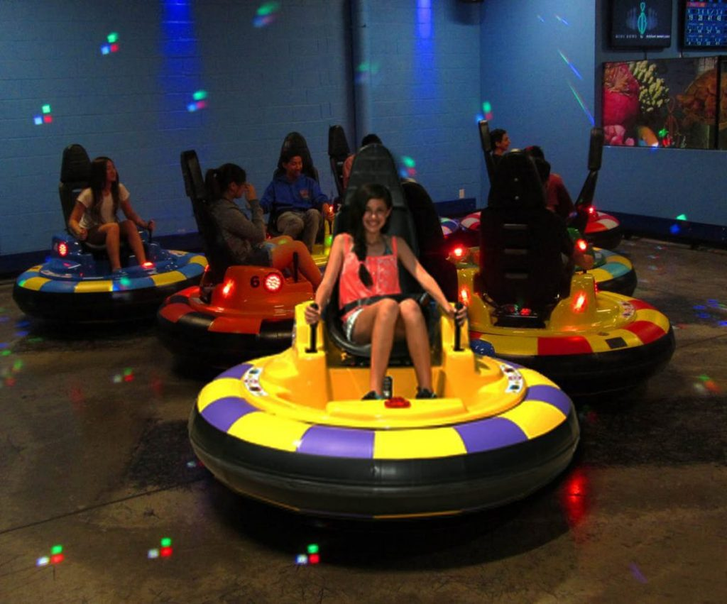 COMING SOON – Spin Zone Bumper Cars