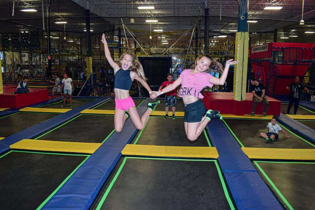 All Day Jump for only $15!