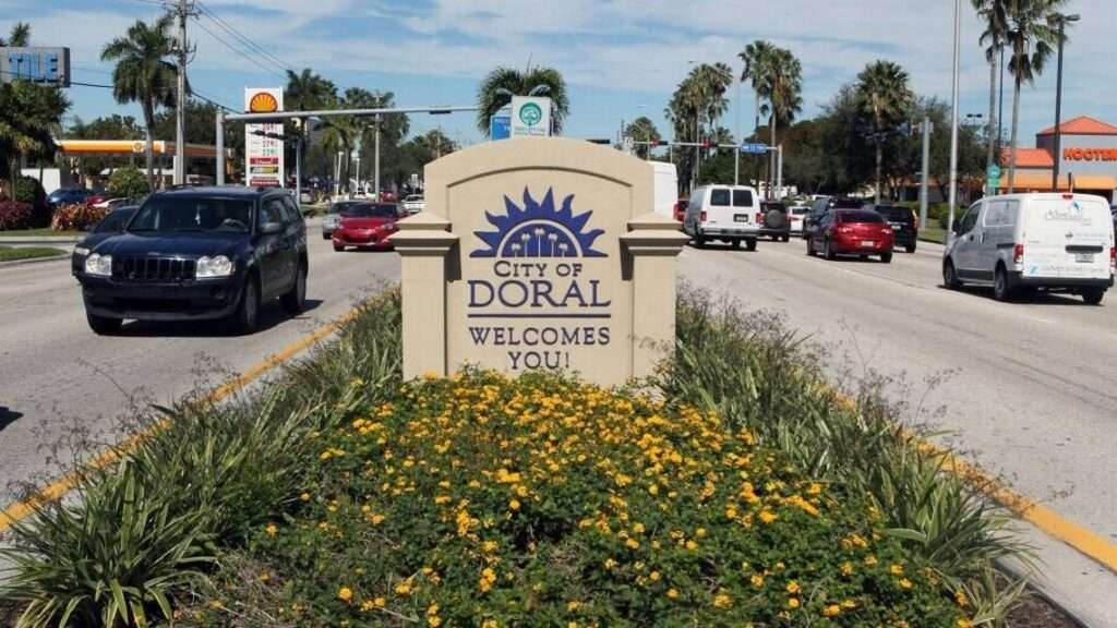 Creating strong bonds with The City of Doral