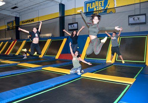 trampoline park doral