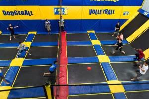 Dodge ball Planet air sports